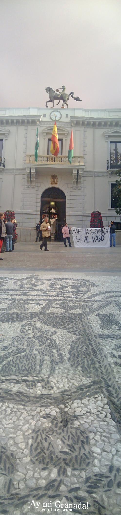 Plaza del Ayuntamiento Granada